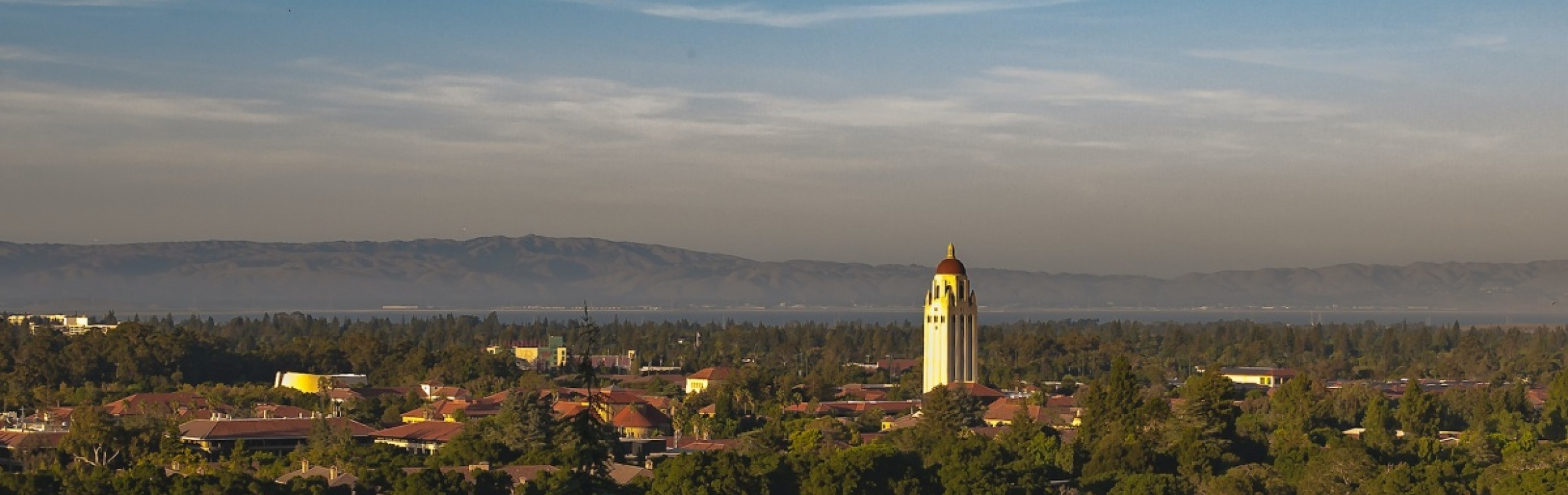 vIew of Stanford
