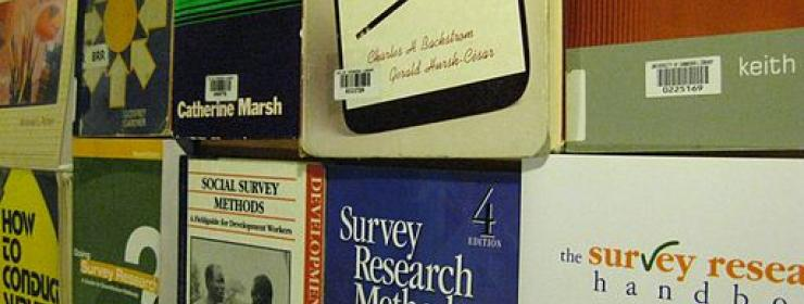 books about survey research