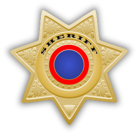 sheriff's star